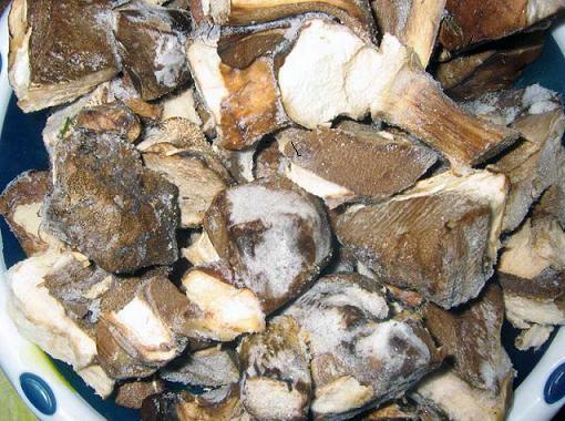 Другие способы заготовки грибов